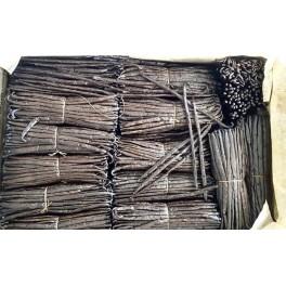 RECHARGE de 100 gousses de Vanille Noire de Madagascar- Vanille Bourbon de Madagascar